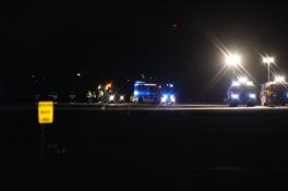 Incident met giftige raketbrandstof van F-16 op vliegbasis Volkel: geen gewonden