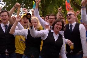 Coronanieuws: studentenverenigingen groeien 'door behoefte aan sociale contacten'