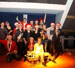 Sloepie Christmas Party 2015