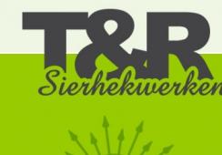 Foto's van T&R sierhekwerken