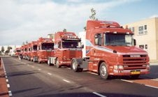 Foto's van Verstegen - Adams Transportgroep BV