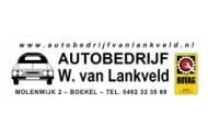 Autobedrijf W. van Lankveld Logo