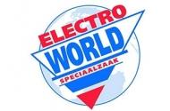 Electroworld Wim v.d. Broek Logo