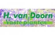 H. van Doorn Vaste Planten Logo