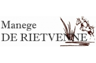Manege 'de Rietvenne' Logo