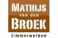 Mathijs van den Broek timmerwerken Logo