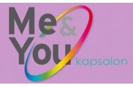 Me & You Kapsalon Logo