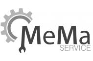 MeMa service Logo