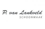P. van Lankveld Schoonmaak Logo