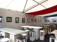 Herman Peters exposeert op Rozenfestival Lottum