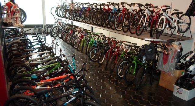 fiets onderdelen uden