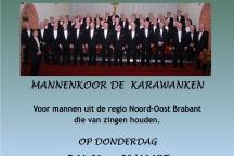 """GRATIS KOORSCHOLING IN NOORDOOST BRABANT """"De Sprong"""" Aert Willemstraat 8 te Volkel."""