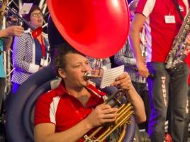 Muziekevent voor mensen met een beperking was weer een succes!